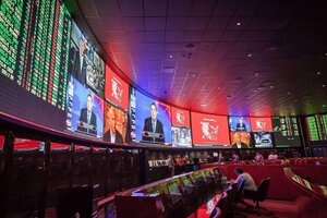 sports book gambling